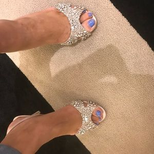 Badgley Mischka Comfortable 3 1/4 Heels